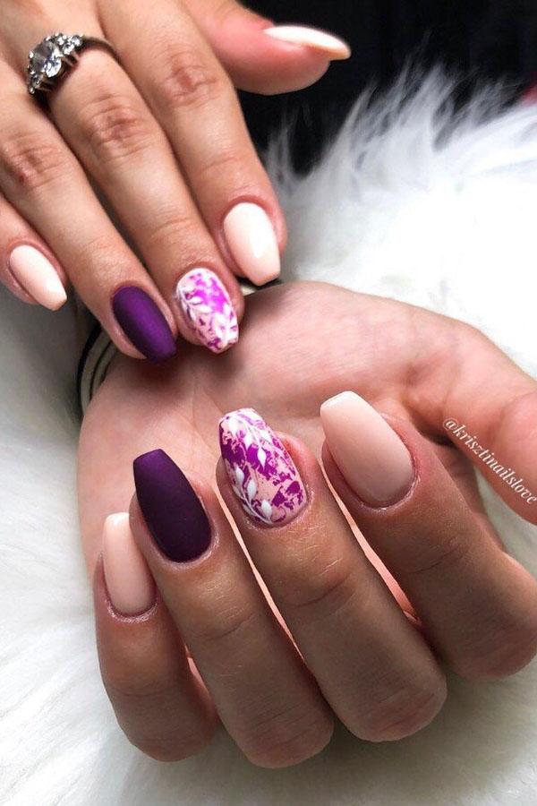 24 Fall Nail Art Designs