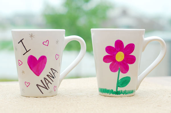 24 Personalized coffee mug