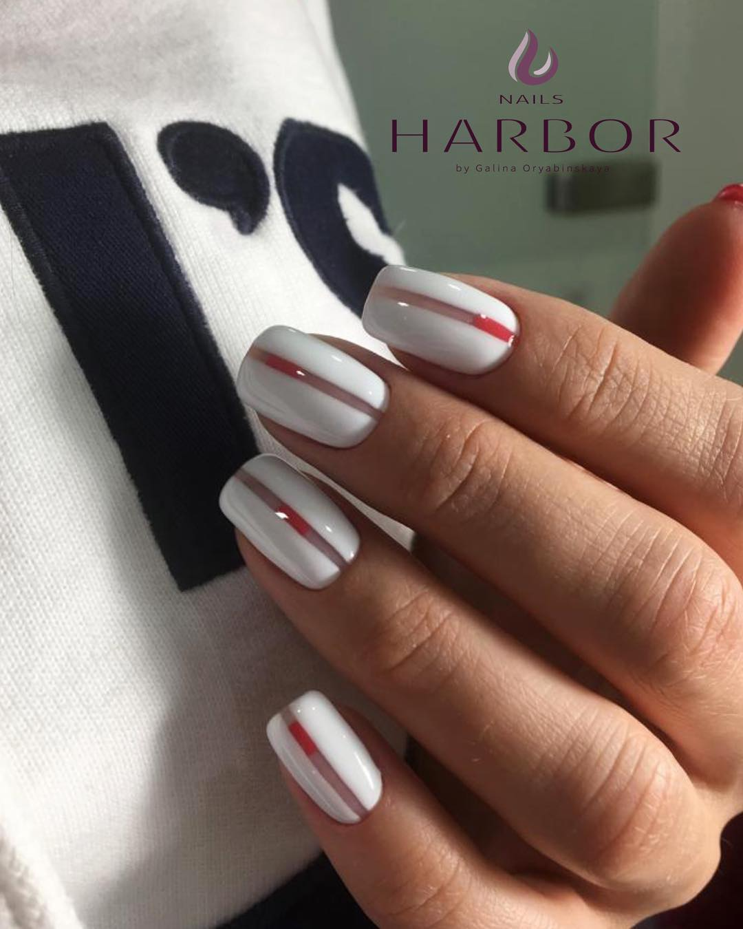 24 White Nail Art Designs