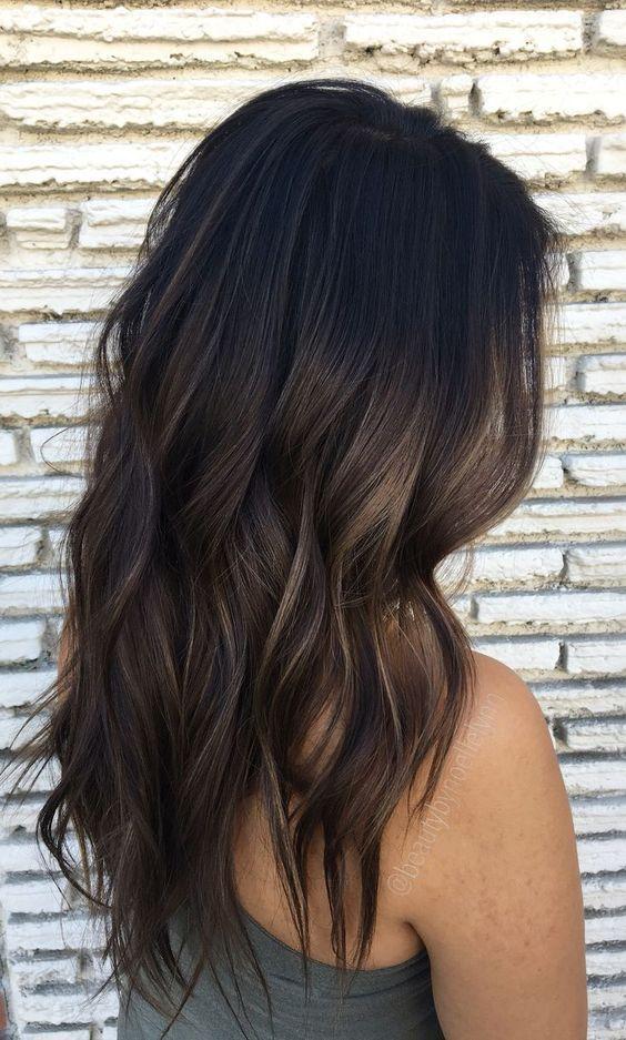 26 Brunette Balayage Hair