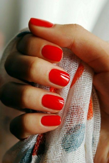 26 Short Gel Nail Designs