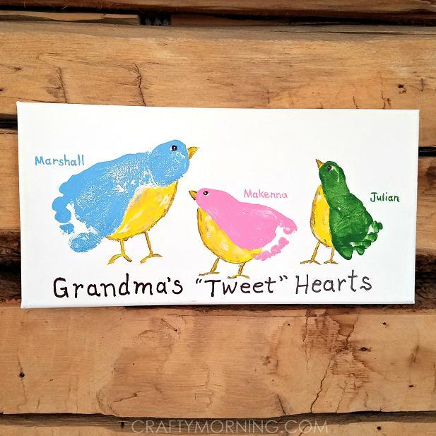 3 Grandmas Tweet Hearts