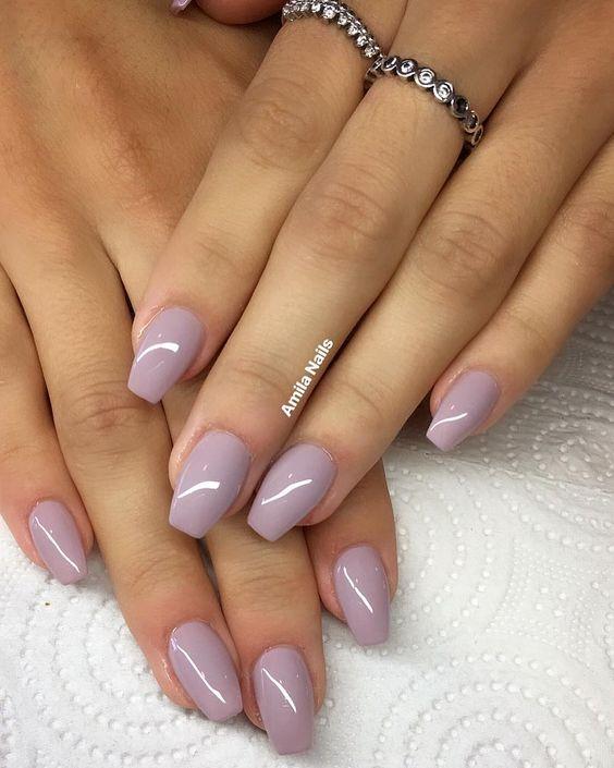 3 Short Gel Nail Designs