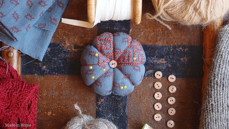 3 Vintage Inspired Pincushion