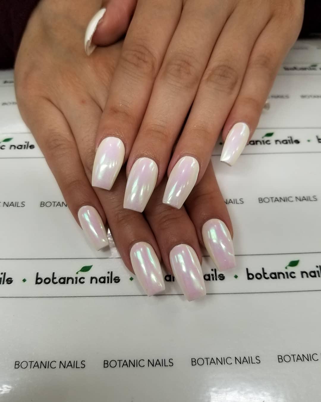 3 White Nail Art Designs