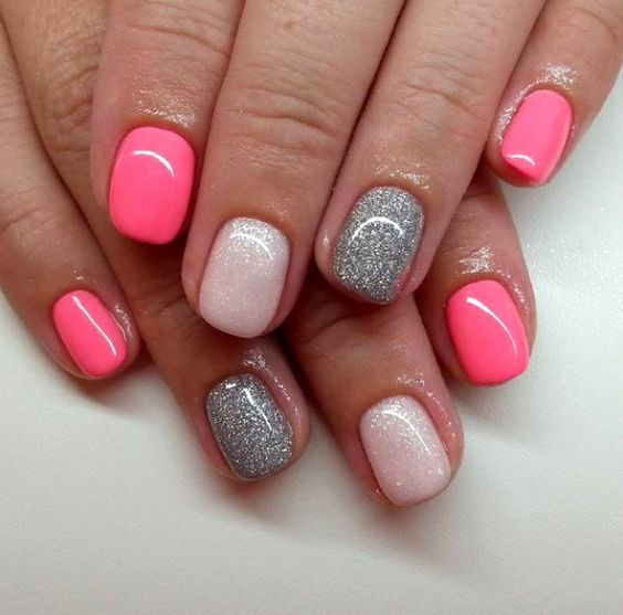 30 Short Gel Nail Designs