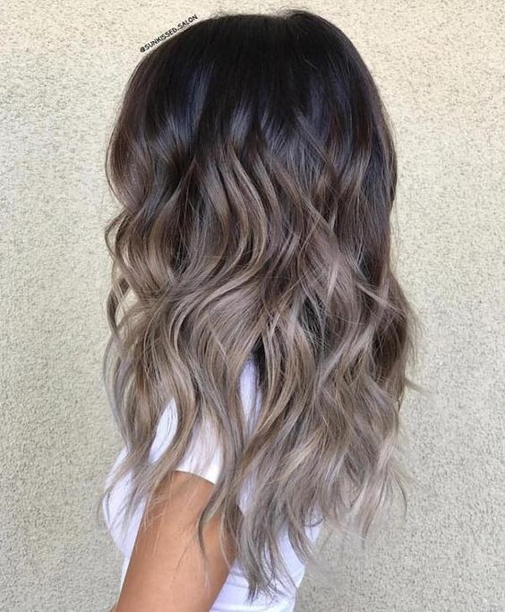 31 Brunette Balayage Hair