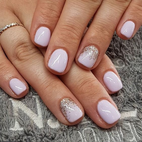 31 Short Gel Nail Designs