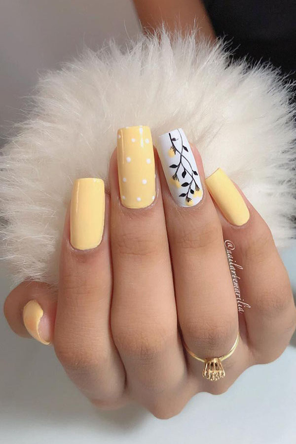 32 Fall Nail Art Designs
