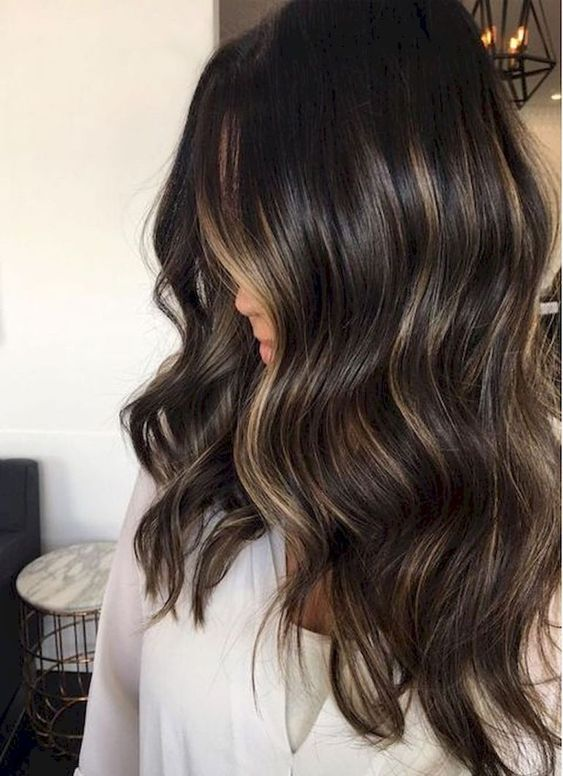 33 Brunette Balayage Hair