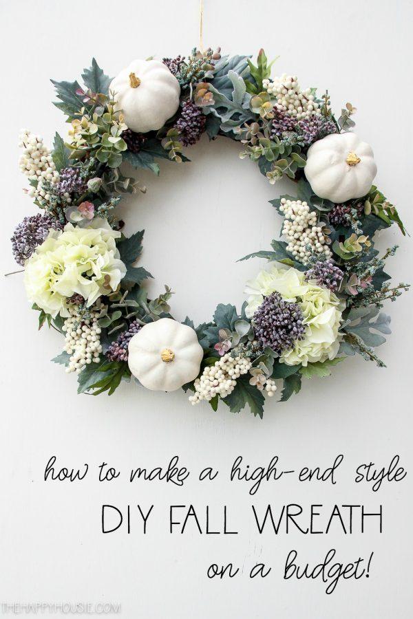36 DIY Fall Wreath
