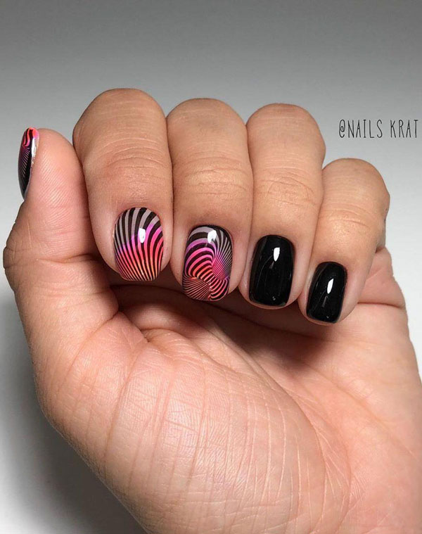 39 Fall Nail Art Designs