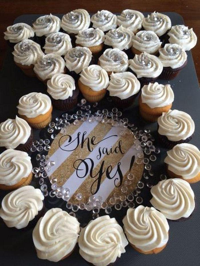 4 Bridal Shower Cake Ideas