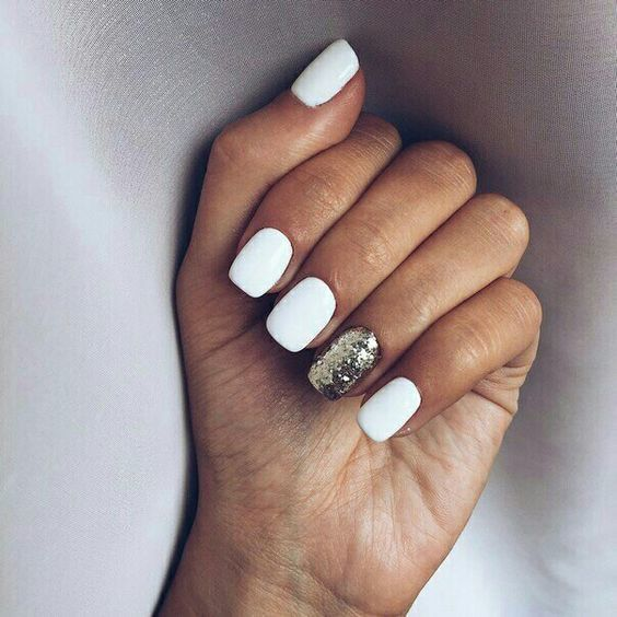 45 White Nail Art Designs