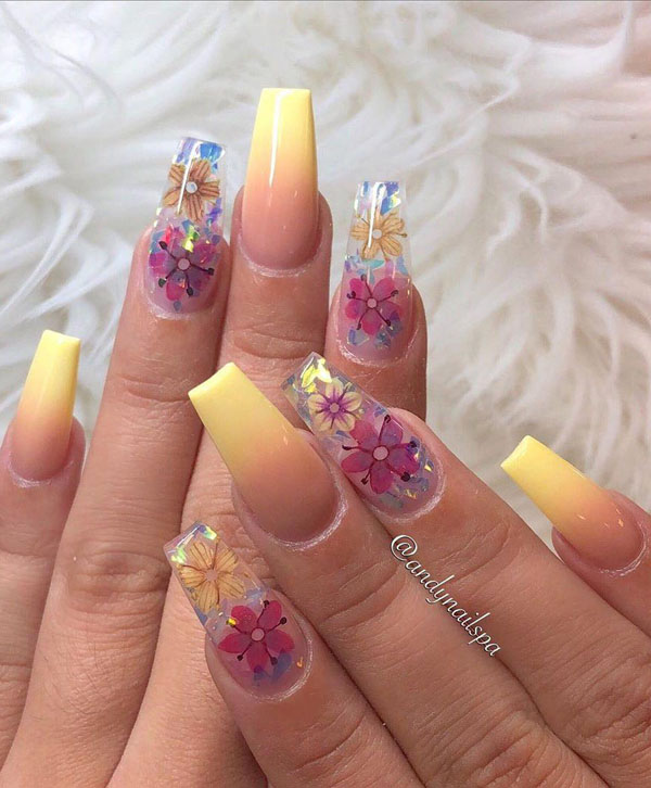 5 Fall Nail Art Designs