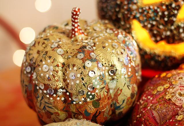 5 Thifty Pumpkins
