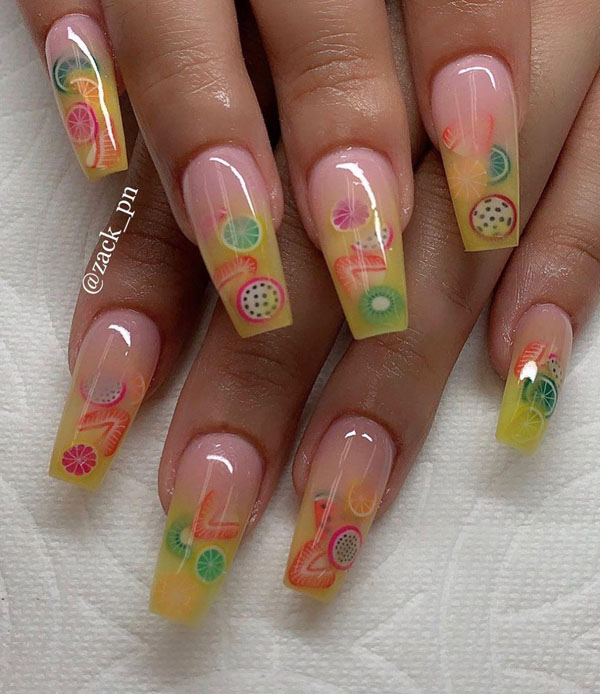 50 Fall Nail Art Designs