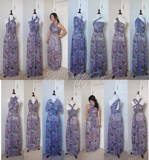 6 Infinity Dress