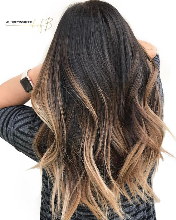 7 Brunette Balayage Hair