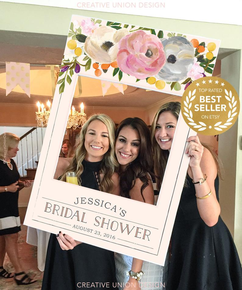 8 Bridal Shower Photo Prop