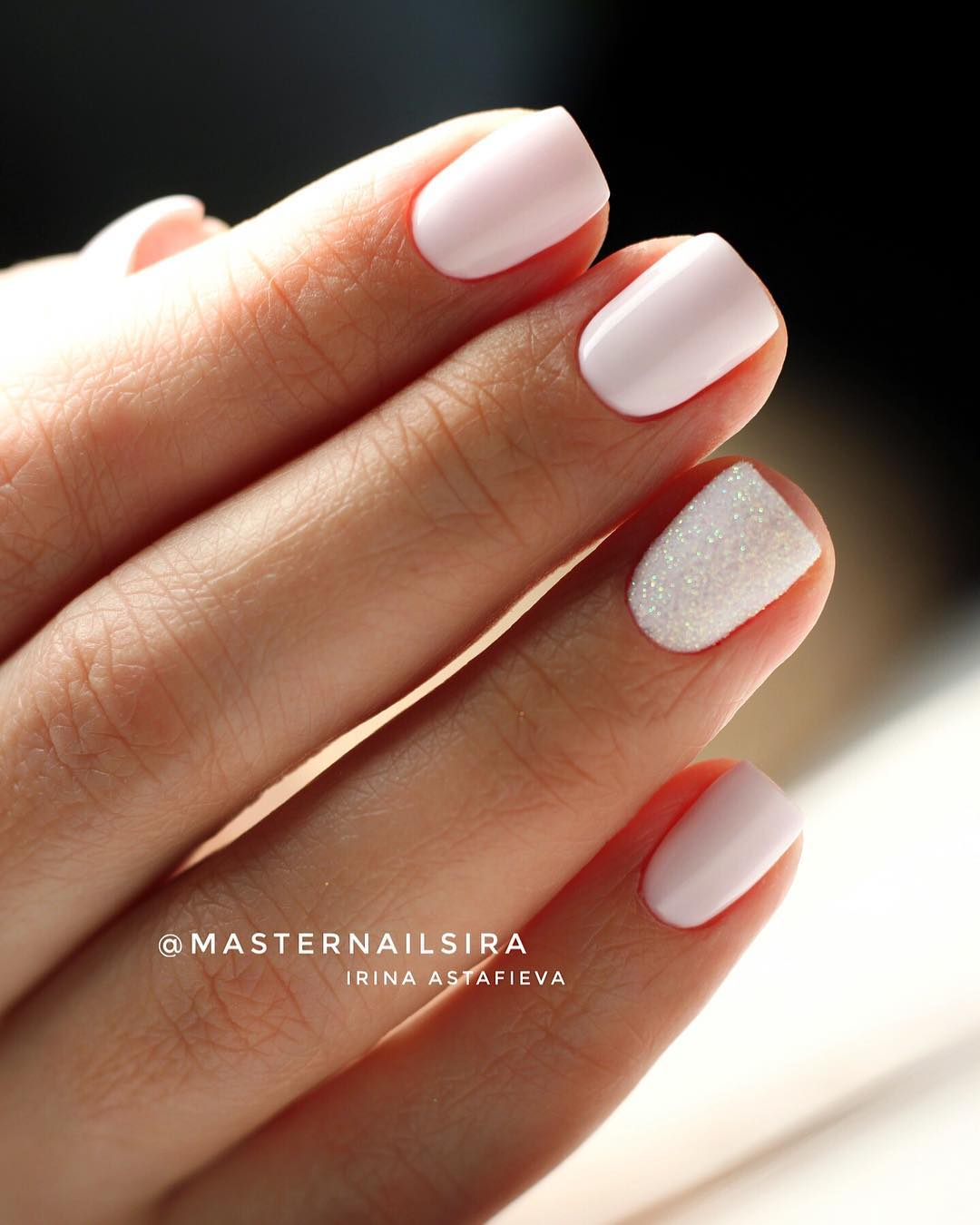 8 White Nail Art Designs