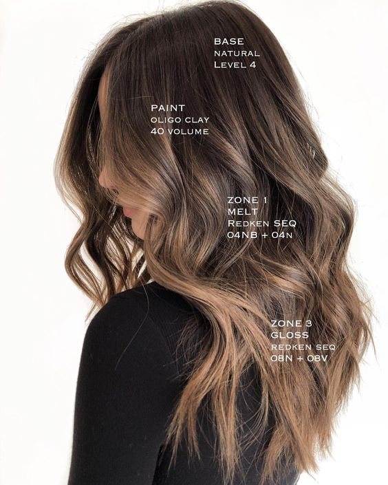 9 Brunette Balayage Hair