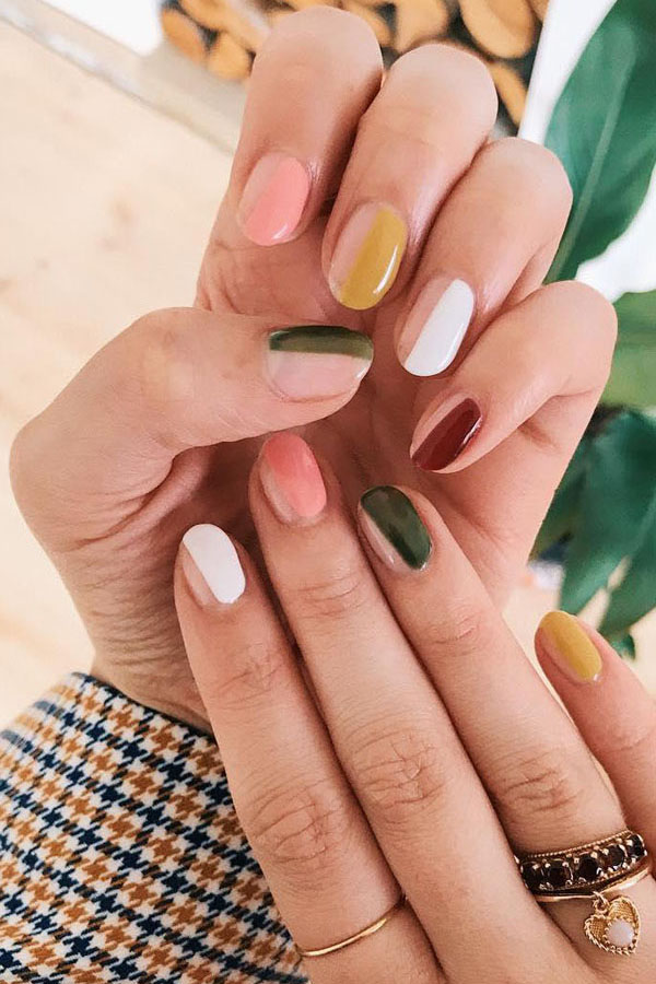 9 Fall Nail Art Designs