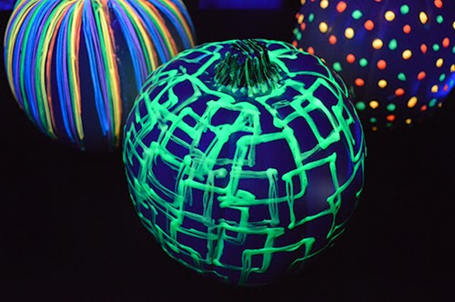 9 Glow In The Dark Pumpkins