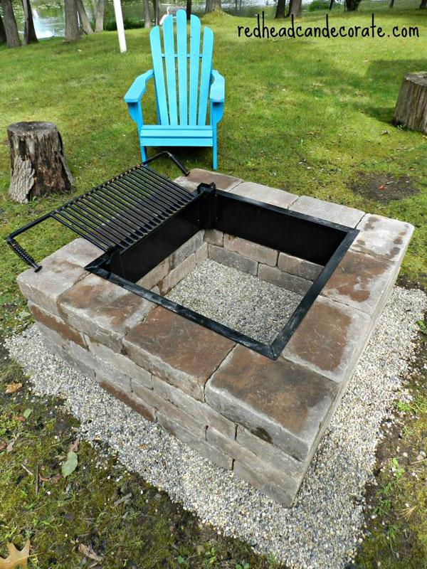 1 DIY Fire Pit Kit