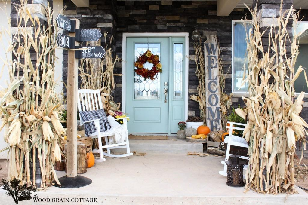 1 Fall Front Porch