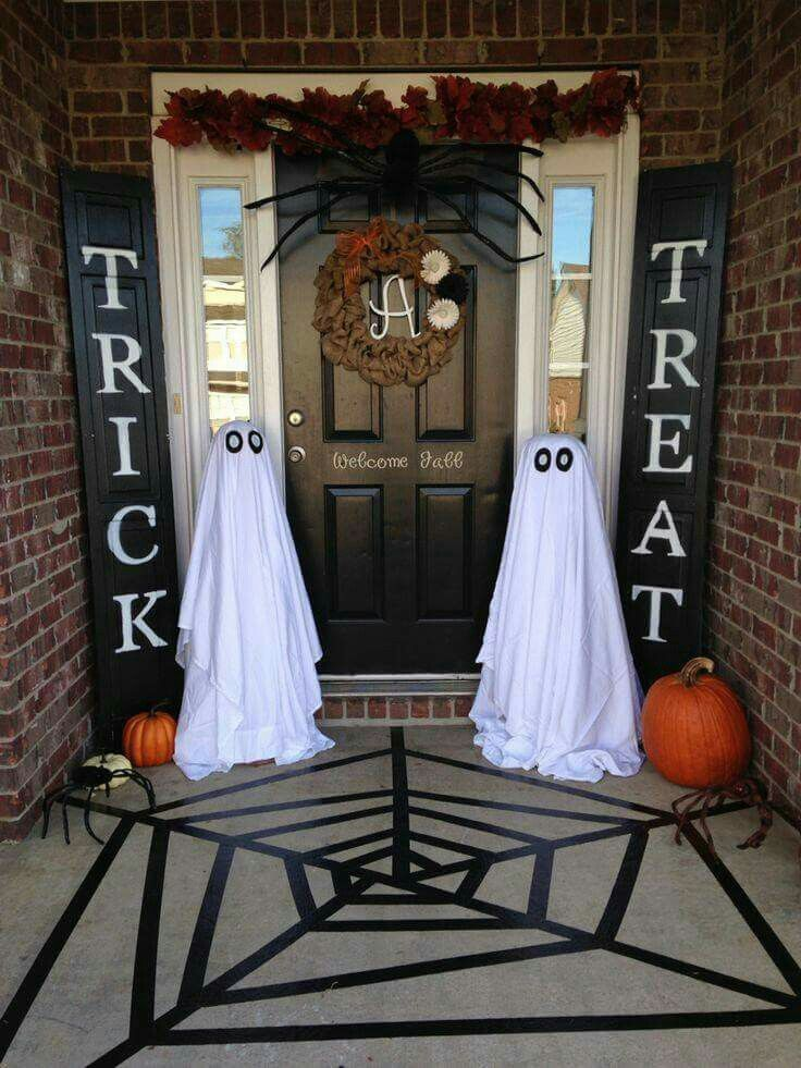 1 Ghost Front Porch