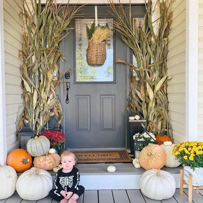 15 Fall Front Porch Decor