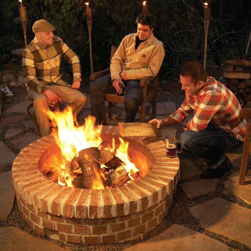 19 DIY Fire Pit
