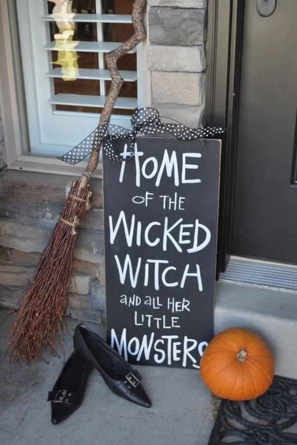 23 Wicked Witch Porch