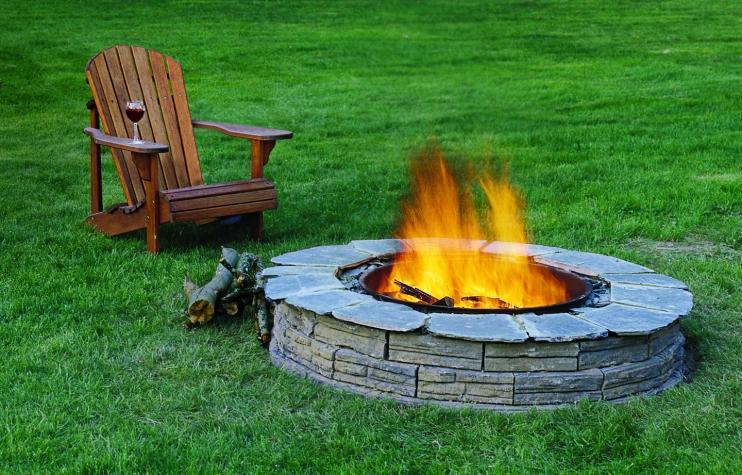 29 Build a Fire Pit