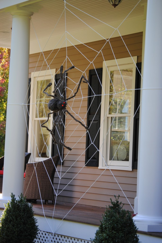 30 Tangled Web Front Porch
