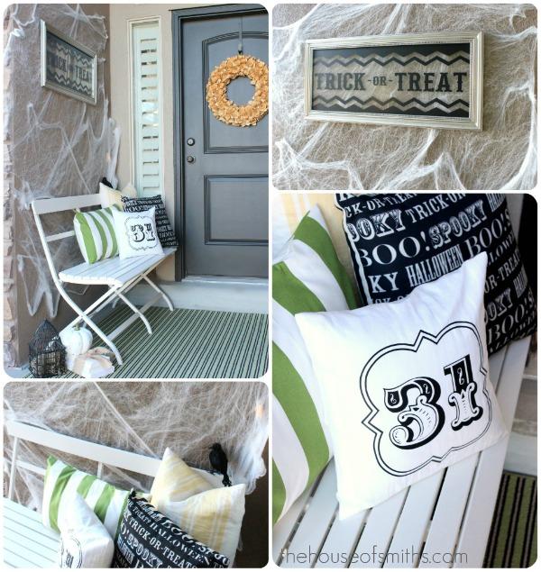 43 Halloween Porch Decorating