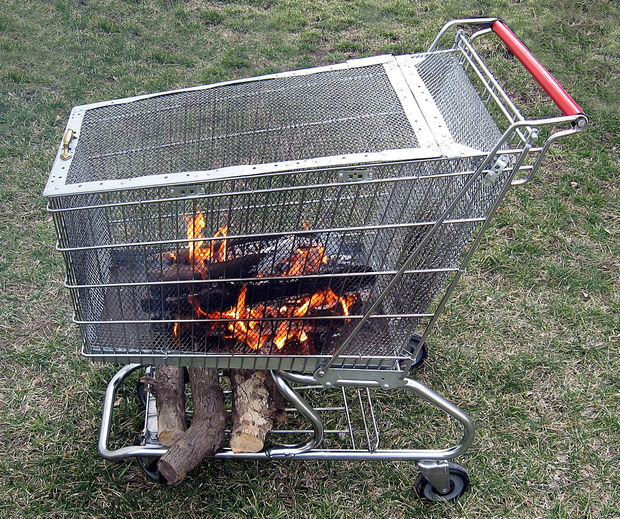 6 Portable Fire Pit