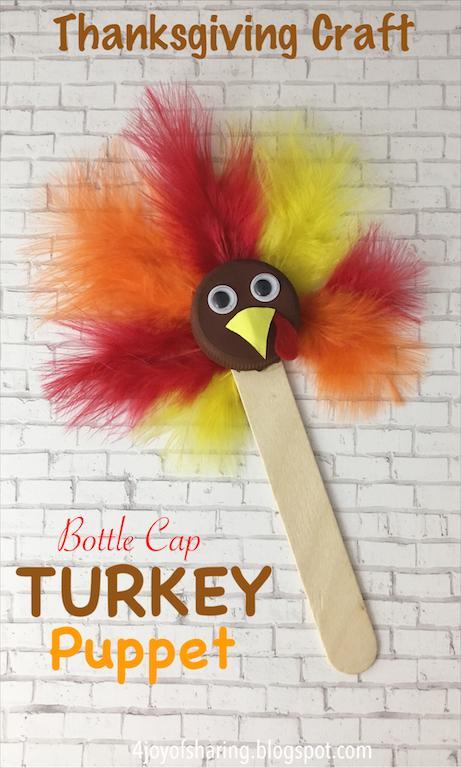 10 Thanksgiving Turkey Craft
