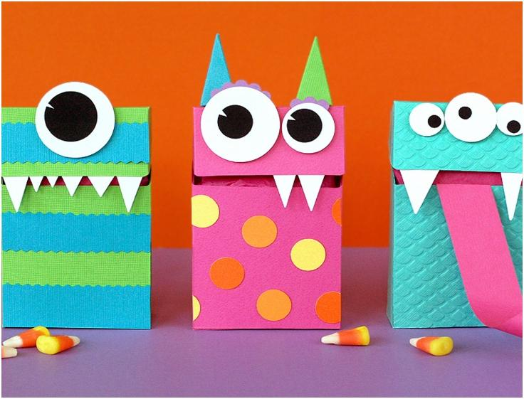 11 Halloween Monster Treat Bags