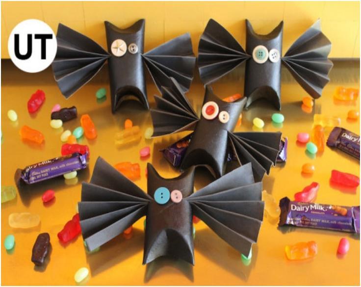 12 Bat Treat Boxes