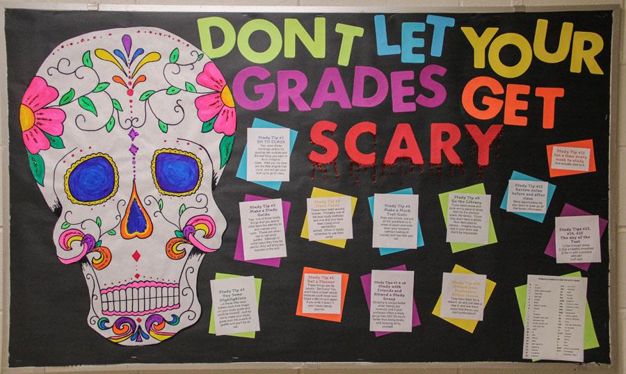 14 Do not Let Your Grades Get Scary
