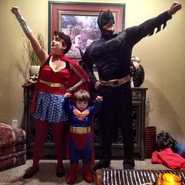 14 Superhero Family Costumes
