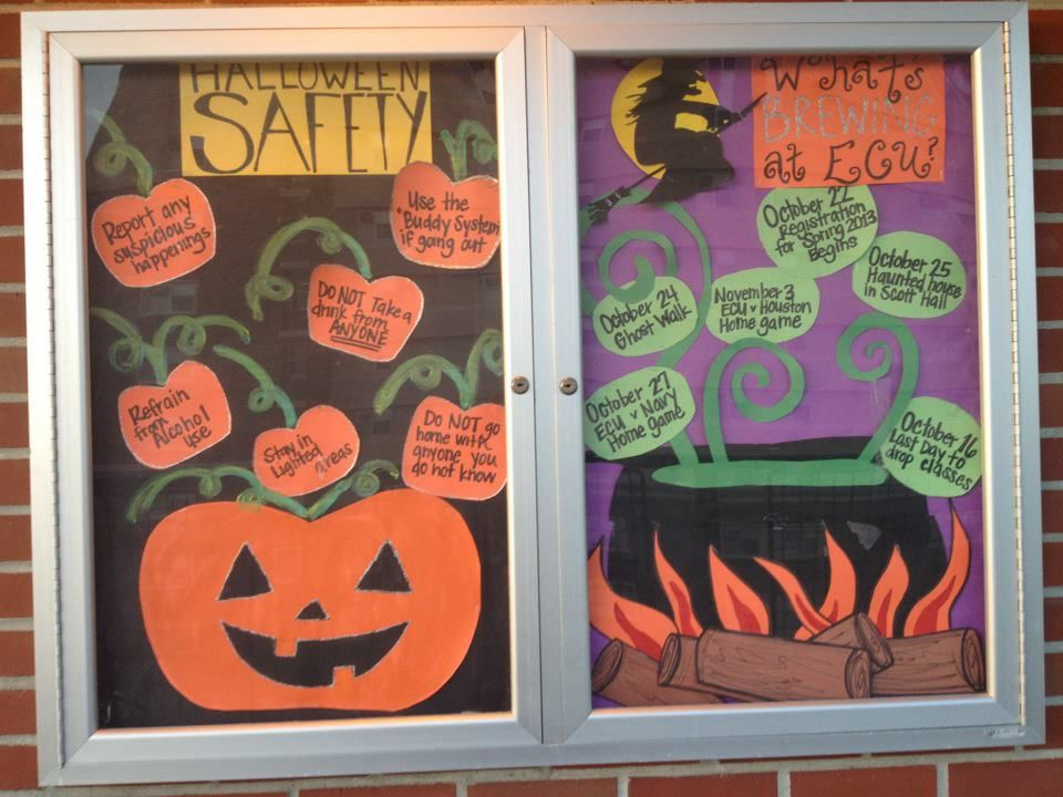 15 Halloween Bulletin Board
