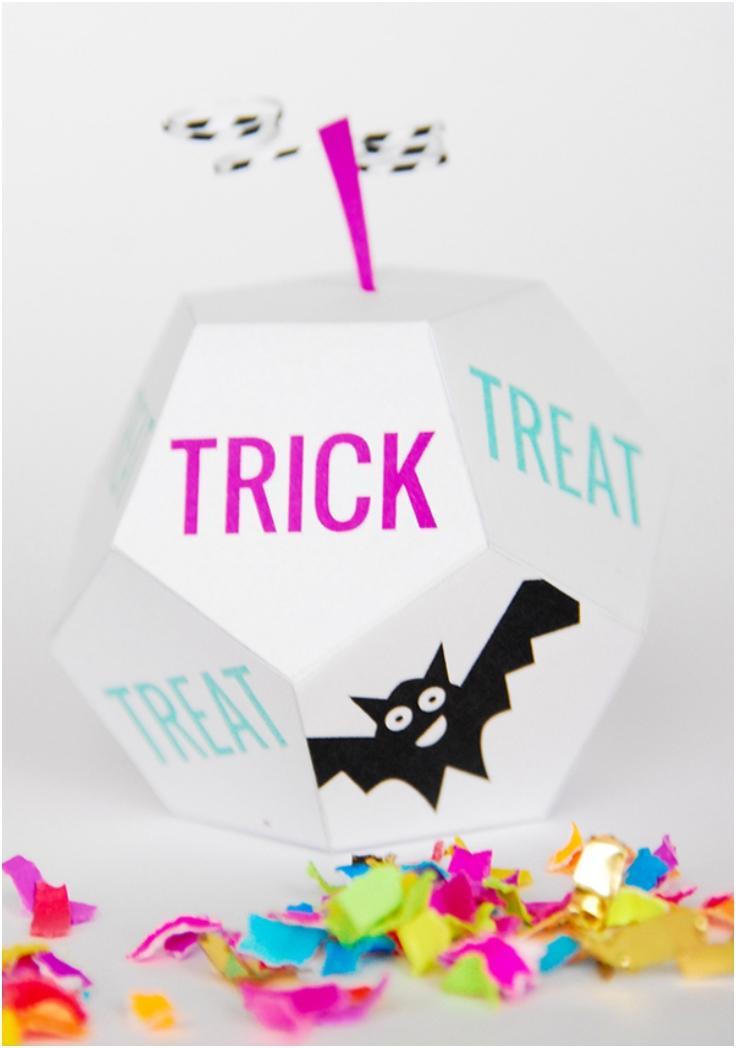 15 Printable Halloween Treat Boxes