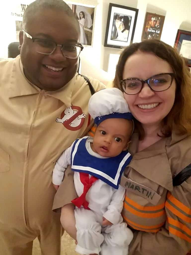 16 Ghostbuster Family Costumes