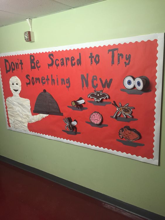 18 Do not Be Scared to Try Something New