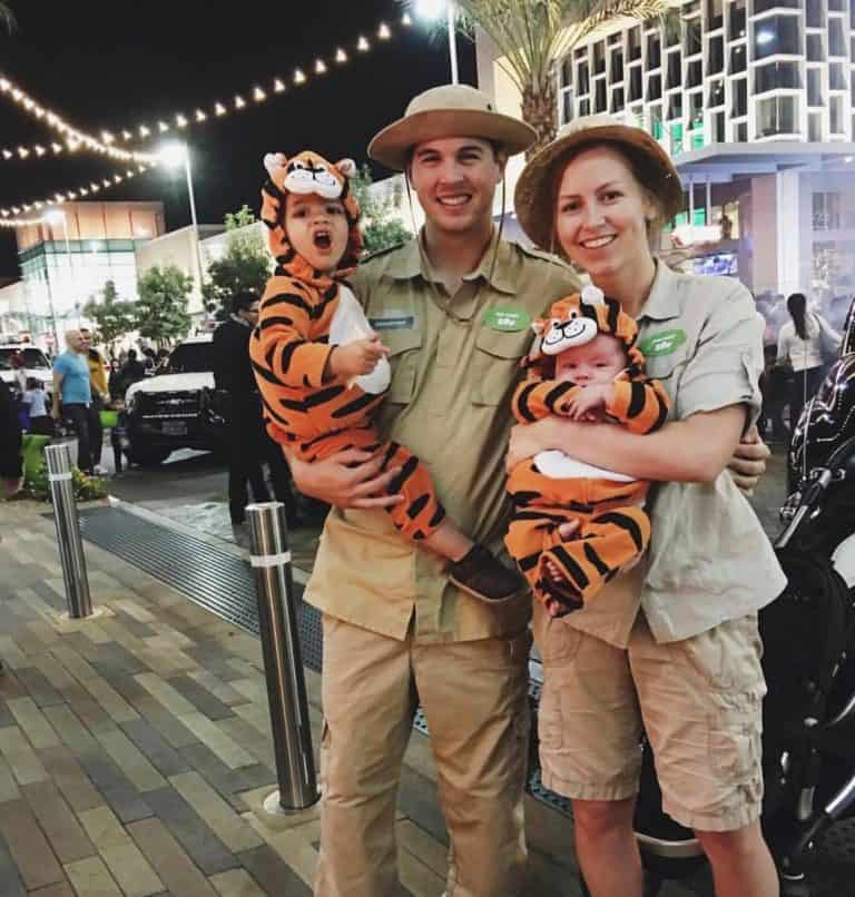 18 Safari Zoo Family Costumes