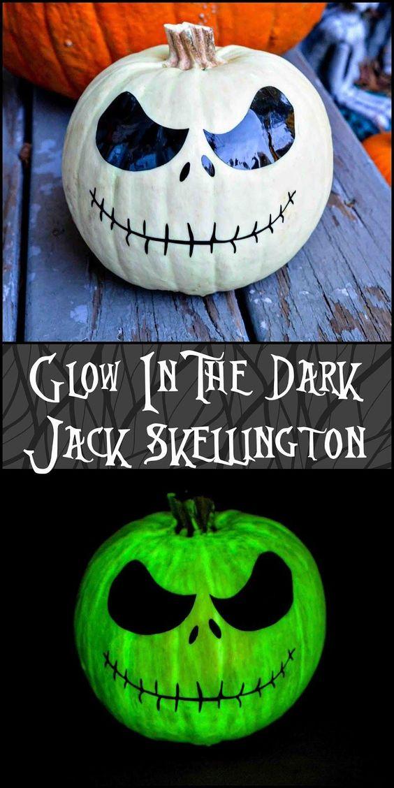 19 Jack Skellington Pumpkin
