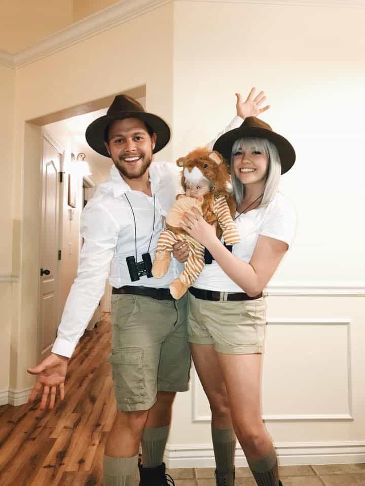 19 Safari Zoo Family Costumes
